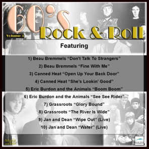 60's Rock and Roll, Vol. 3