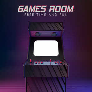 Games Room – Free Time and Fun