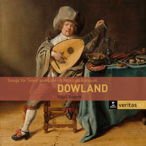 Dowland: Songs for Tenor and Lute - A Musicall Banquet