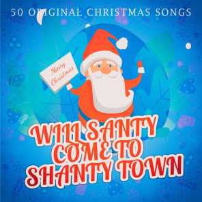 Will Santy Come to Shanty Town