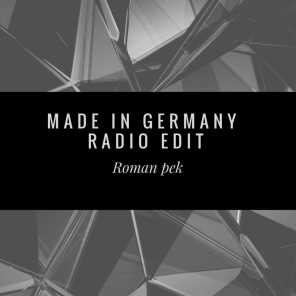 Made in Germany (Radio Edit)