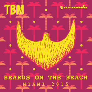 The Bearded Man - Beards On The Beach (Miami 2015)