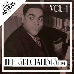 Jazz Archives Presents: The Specialists - Live