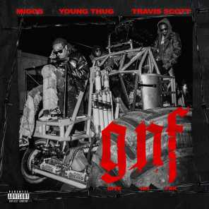 Give No Fxk (feat. Travis Scott & Young Thug)