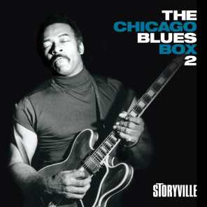 The Chicago Blues Box 2, Vol. 8 (feat. Willie James Lyons)