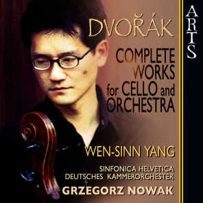 Dvorák: Complete Works for Cello and Orchestra