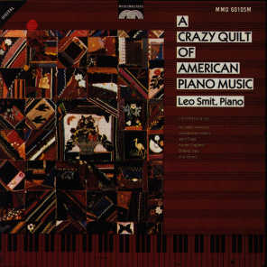 A Crazy Quilt Of American Piano Music