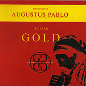 The Very Best of Augustus Pablo Gold [Limited Edition]