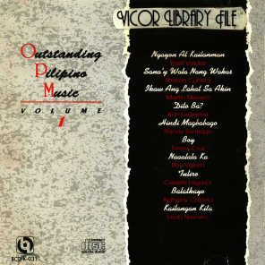 Outstanding pilipino music vol.1
