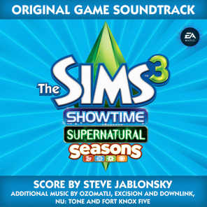 The Sims 3: Showtime, Supernatural and Seasons (Original Game Soundtrack)