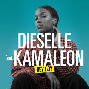 Hey Boy (feat. Kamaleon) - EP