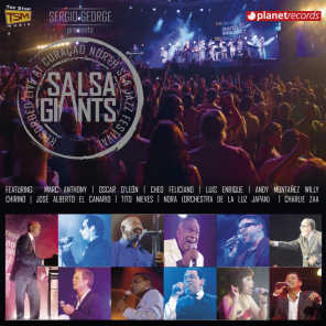 Sergio George Presents Salsa Giants Live