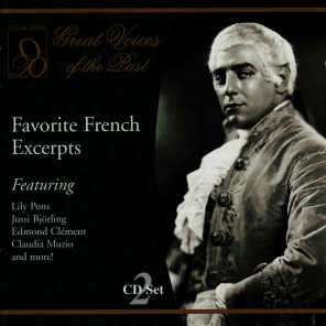 Favorite French Excerpts