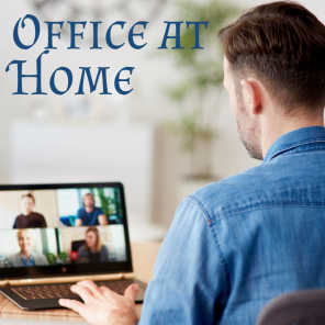 Office at Home: Music to Work