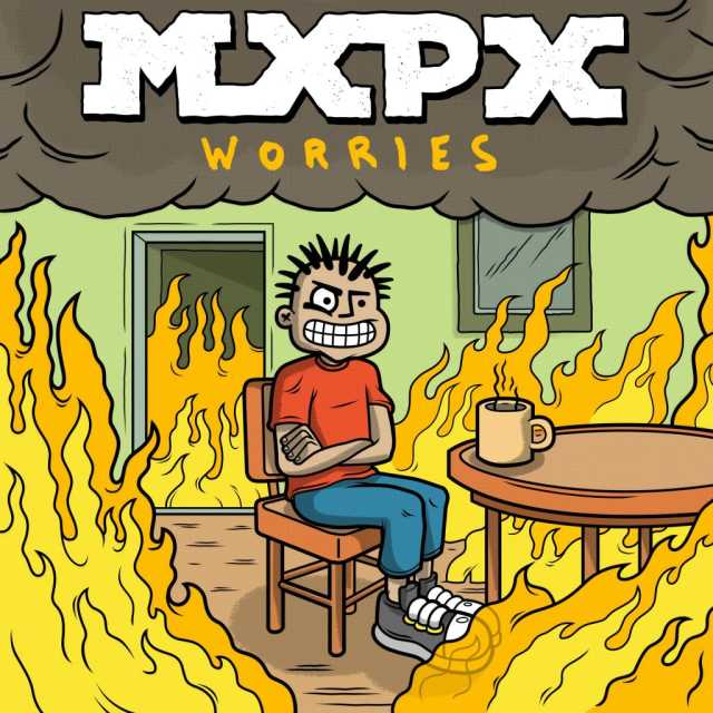 Mxpx Punk Rawk Christmas 2021 Mxpx Worries Play On Anghami