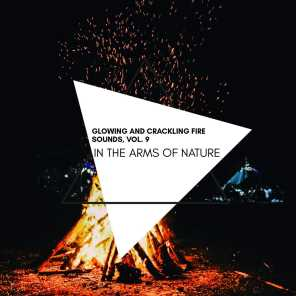In the Arms of Nature - Glowing and Crackling Fire Sounds, Vol. 9