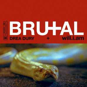 Brutal (feat. will.i.am)