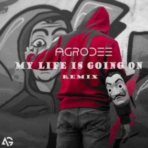 Cecilia Krull - My Life Is Going On (AgroDee Remix)