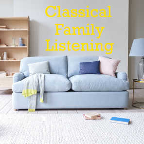 Classical Family Listening
