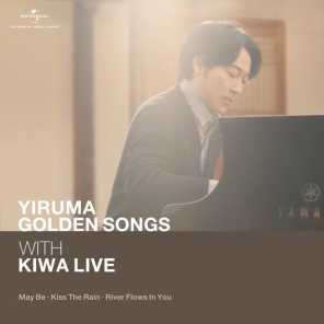 Yiruma Golden Song with KIWA Live (May Be / Kiss The Rain / River Flows In You)