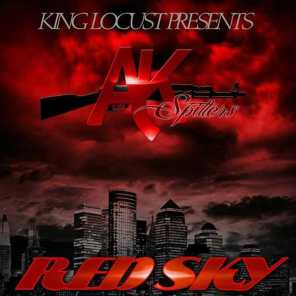 Ak Spitters Vol. 1 (Red Sky)