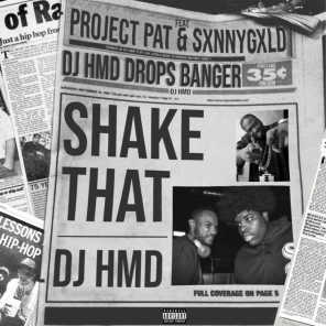 Shake That (feat. Project Pat & SXNNYGXLD)
