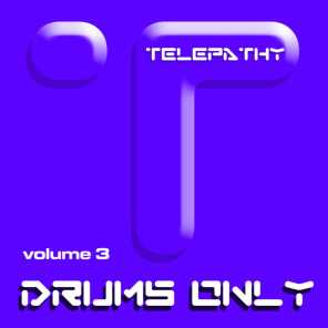 Drums Only, Vol. 3