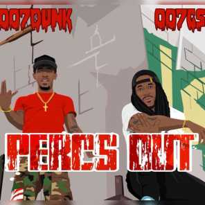 Percs out (feat. 007Dunk, 007Money Bags)