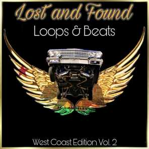 Lost and Found Loops & Beats, West Coast Edition, Vol. 2