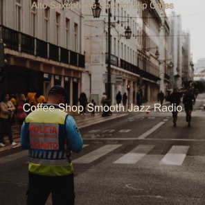 Alto Saxophone Solo for Hip Cafes