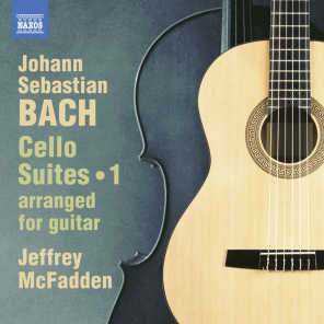 Cello Suite No. 1 in G Major, BWV 1007 (Arr. J. McFadden for Guitar): II. Allemande