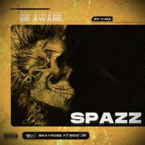 Spazz (feat. Rico Jr)