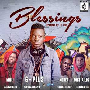 Blessing (feat. SaveMilli, Koker & Dice Ailes)