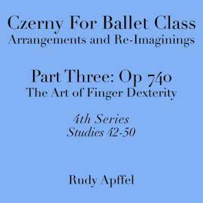 The Art of Finger Dexterity, Op 740: No. 45 in A-Flat Major (Fourth Version)