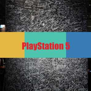 Playstation 5 (feat. Eamon)