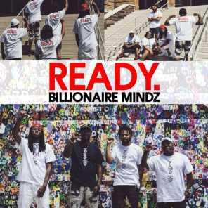 Ready (feat. Jordan Caleb, Holy Ghost, VA & Miracle)