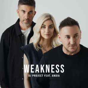 Weakness (feat. Andia)