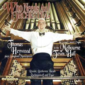 """5 Morceaux de fantaisie, Op. 3: No. 2, Prélude in C-Sharp Minor """"The Bells of Moscow"""" (Arr. A. Hull for Organ)"""