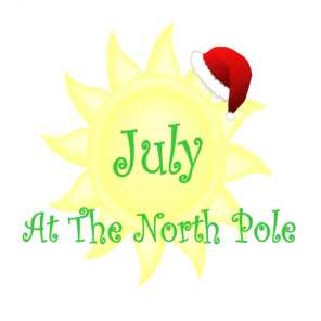 July at the North Pole