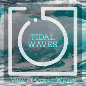 Tidal Waves - View of Ocean Waves
