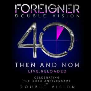 Double Vision: Then and Now (Live)