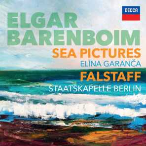Elgar: Sea Pictures, Op. 37 - IV. Where Corals Lie