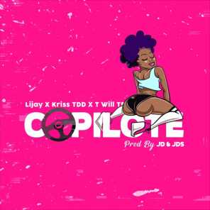Copilote (feat. T-Will TDD)
