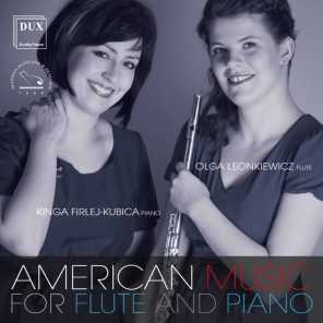 American Music for Flute & Piano