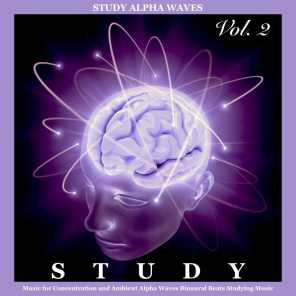 Study Music for Concentration and Ambient Alpha Waves Binaural Beats Studying Music, Vol. 2