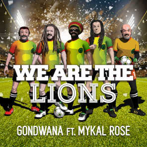 We Are The Lions (Spanish Version) [feat. Mykal Rose]