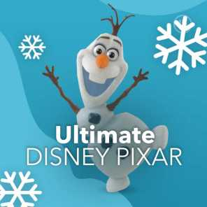 Ultimate Disney Pixar