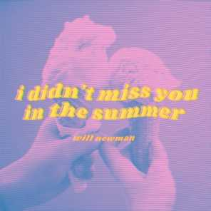 I Didn't Miss You in the Summer