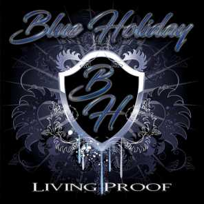 Blue Holiday Living Proof