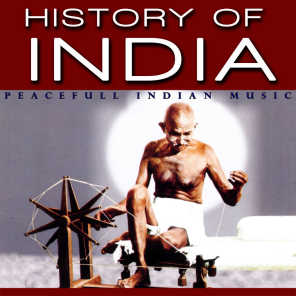 History of India. Peacefull Indian Music